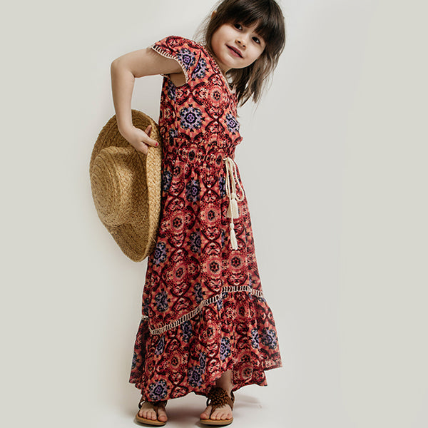 Ellie and June Jak & Peppar Sienna Dress