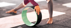 MyYogaWheels Yoga Body Wheel multicolour Yoga wheels. Biggest range in the UK