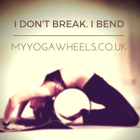Don't break, Bend