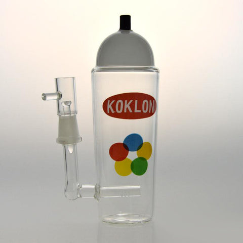 Our Graffiti Spray Can Percolator Oil Rig