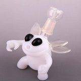 Fab Fairy Oil Rig Glass Water Pipe