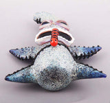 Starfish Art smoking Pipe