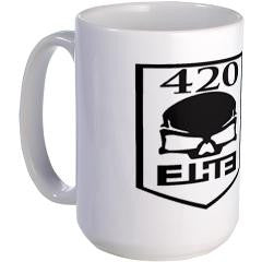 420 Elite Coffee Mug