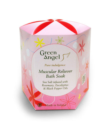 Green Angel Muscular Reliever Traditional Irish Bath Soak