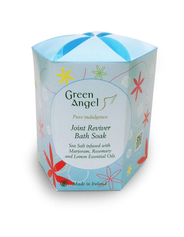 Green Angel Joint Reviver Traditional Irish Bath Soak