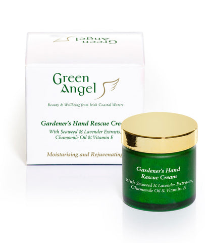 Green Angel Gardener's Hand Rescue Cream