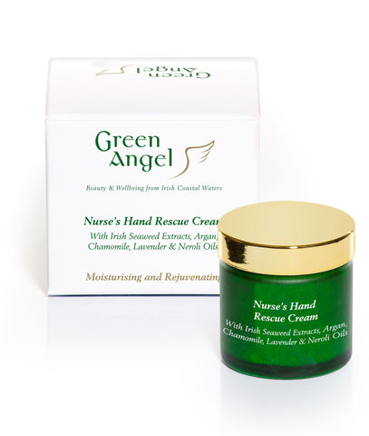 Green Angel Nurse's Hand Rescue Cream