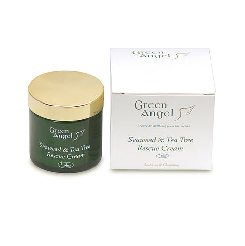 Green Angel Seaweed & Tea tree Rescue Cream