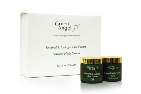 Green Angel Collagen & Night Cream Gift Set
