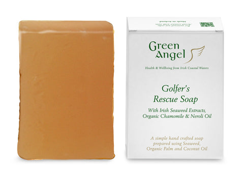 Green Angel Golfers Soap with Seaweed,  Lavender & Chamomile Oil