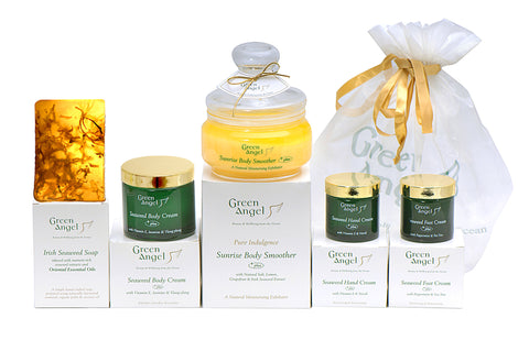 "Green Angel Pure Indulgence ""Top-to-Toe"" Gift Set"