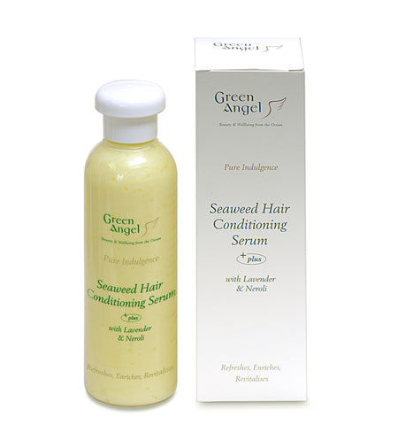 Green Angel Seaweed Hair Conditioning Serum with Lavender & Neroli