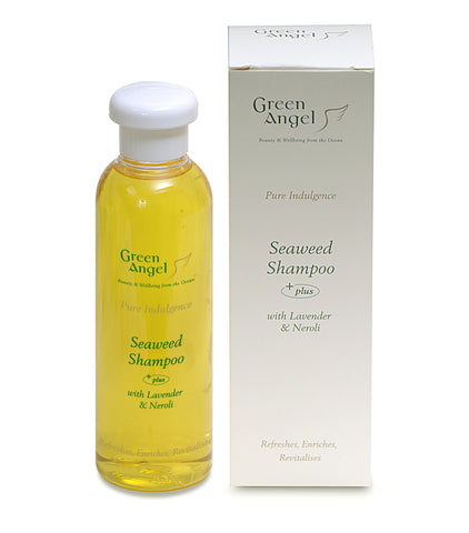 Green Angel Seaweed Shampoo with Lavender & Neroli