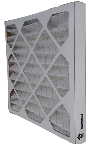 "1 x 2"" Best Air Pro Merv 8 Pleated Furnace Filter (One - 2"" Furnace Filter every 2 months)"