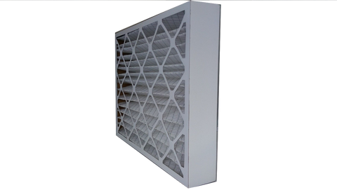 "1 x 4"" Best Air Pro Merv 8 Pleated Furnace Filter (One - 4"" Furnace Filter every 3 months)"