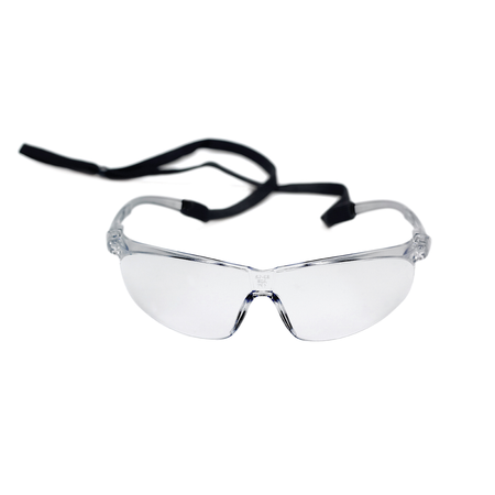 3M TORA CLASSIC CLEAR LENS SAFETY SPECTACLES