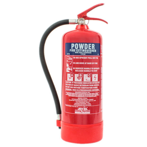 Fire Extinguisher - Dry Powder