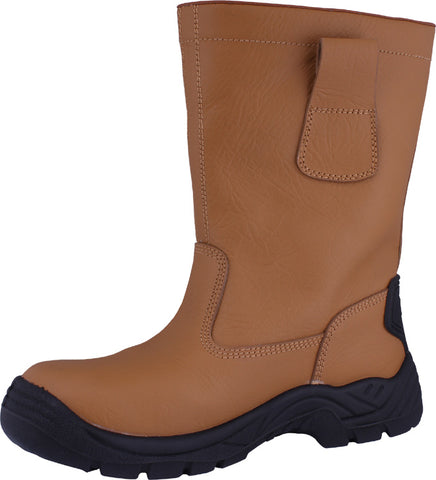 Lined Rigger Boot