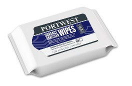 Portwest - Surface Wipes (100)