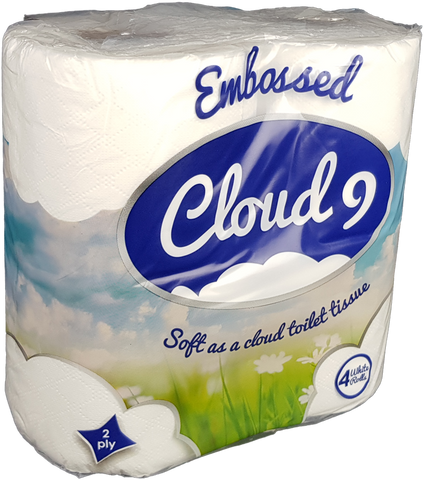 Cloud 9 Toilet Roll