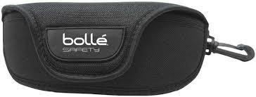 Bolle Semi-Rigid Polyester Case - Black