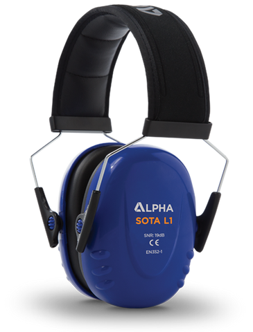 L1 Low Attenuation Ear Defender
