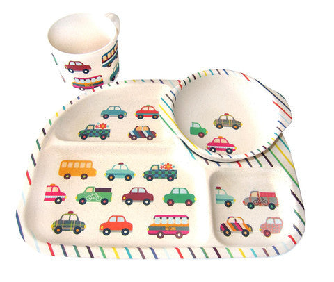 Bim Bam Boo - Kid's Dinner Sets - Genii Retail Therapy Ltd - 1