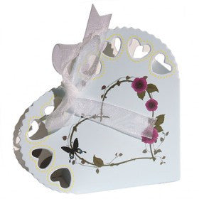 Wedding Favours Heart Shaped Boxes - Genii Retail Therapy Ltd - 1