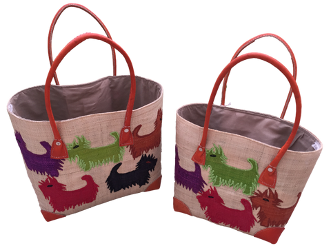 Handmade Handbags From Madagascar - Genii Retail Therapy Ltd - 1