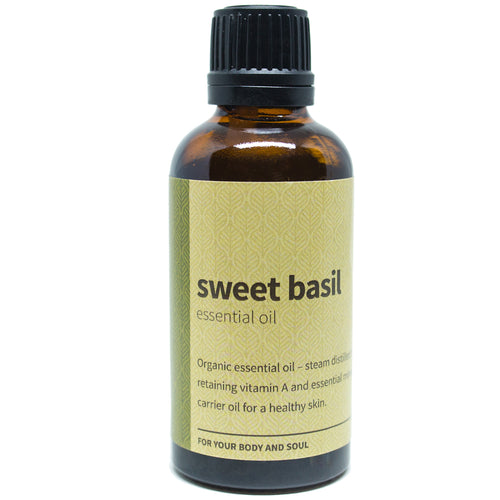 Sweet Basil Oil