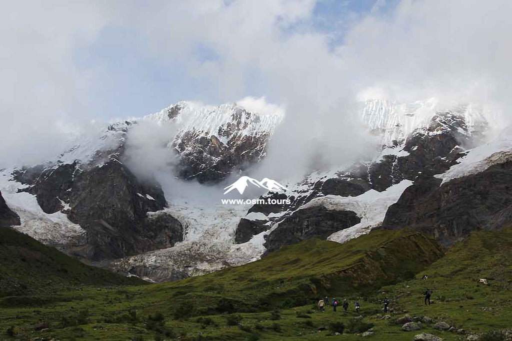 Hike Salkantay trek to Machu Picchu