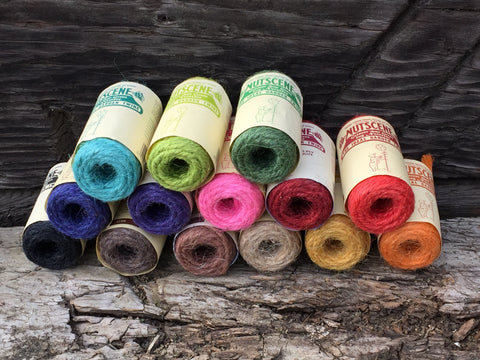 Image of Mini roll of Nutscene 3 ply twine