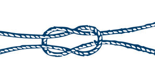 how to tie a granny knot