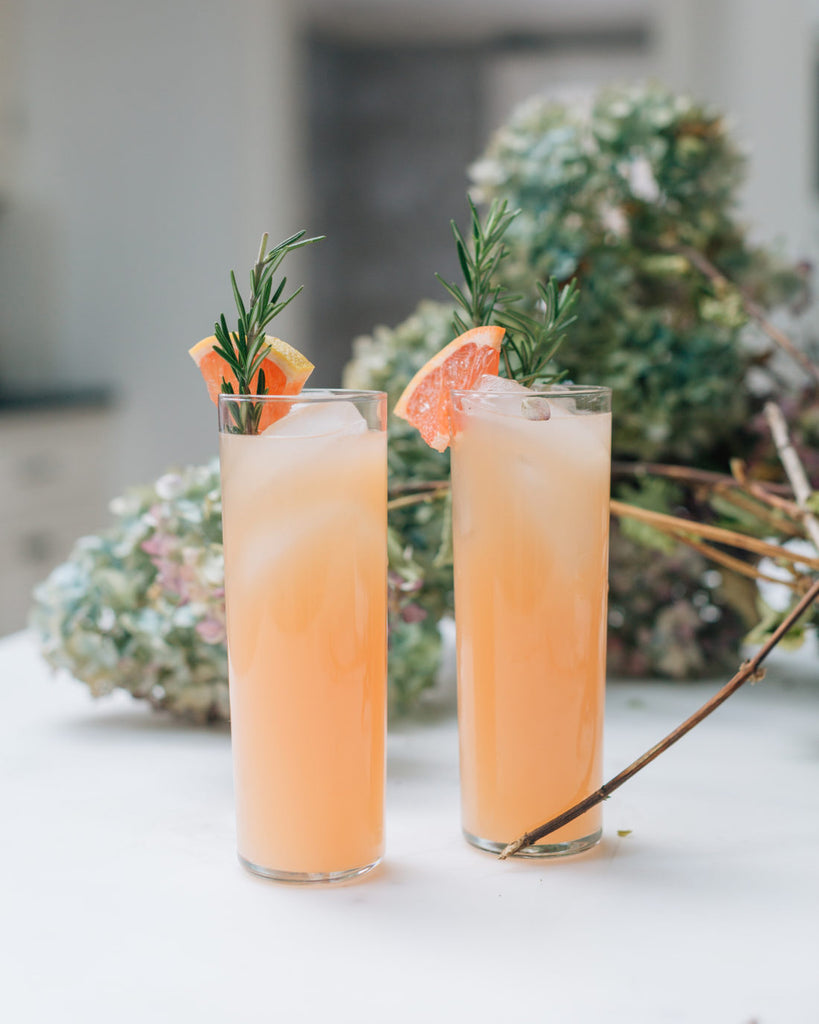 Grapefruit Rosemary Spritz
