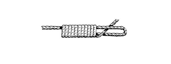 how to tie a heaving line knot