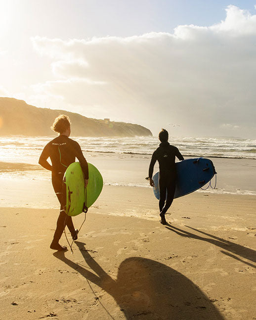 Surfing in... Ireland?