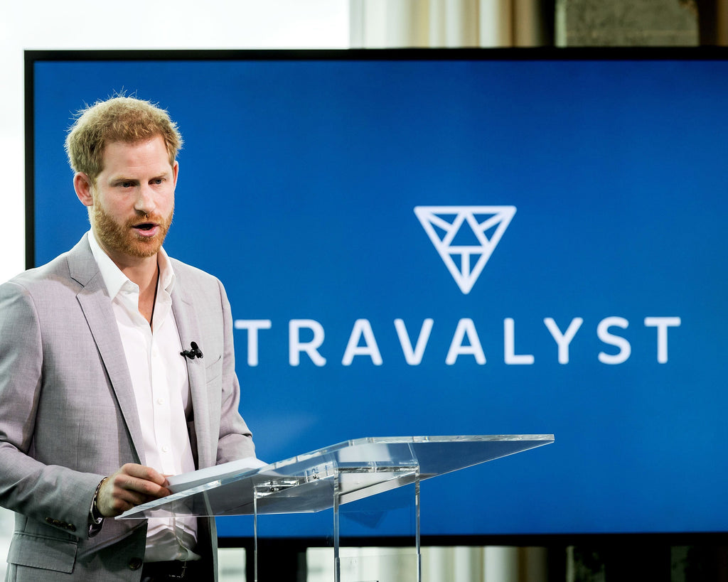 Prince Harry is Starting a Travel Company