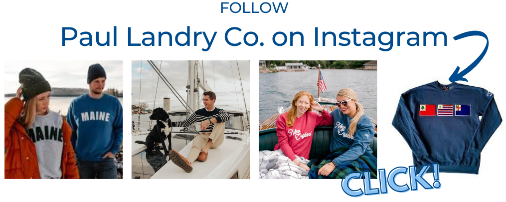 follow paul landry co nautical apparel and sailing adventures on instagram