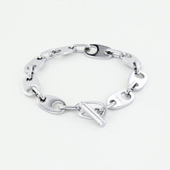 Brummel Links Chain Bracelet