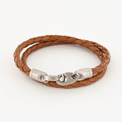 Catch Leather Bracelet