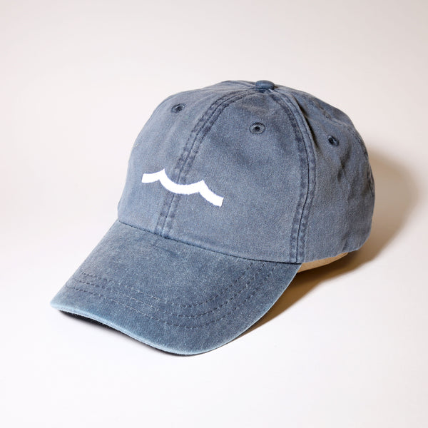 Sailormade Hat in Washed Blue