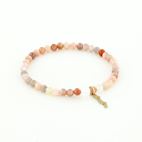 Rayminder UV Awareness Bracelet in Sunstone