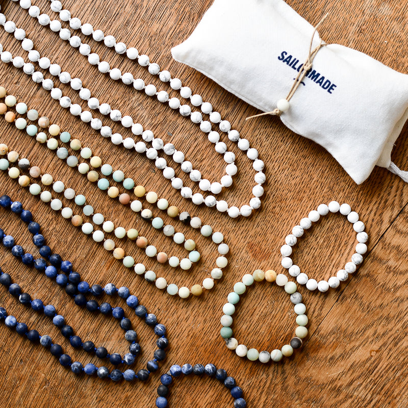 Whatknot Beaded Necklace + Bracelet Kit Bundle 2