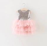 Princess Laiha Dress in Pink