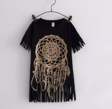 Dream Catcher T-shirt Dress + Mommy Size