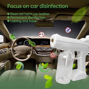 Nano Disinfectant Spray Gun Wireless