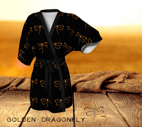 Golden Dragonfly