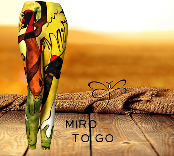'Miro To Go' Women's Limited Edition Leggings