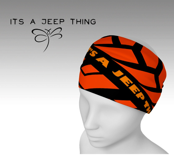 'IT'S A JEEP THING'