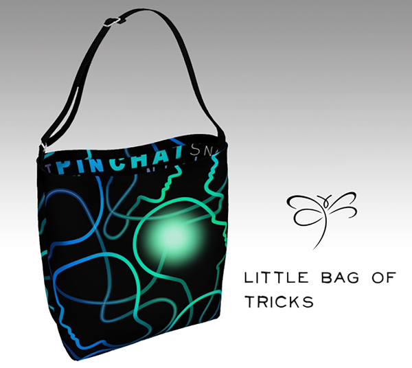 'Little Bag of Tricks' Day Tote
